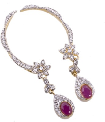 Nuray Jewels Princess Delight Alloy Cuff Earring