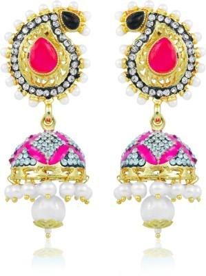 BoBell Bo,Bell Neon Traditional Kerri Earring Copper Drop Earring