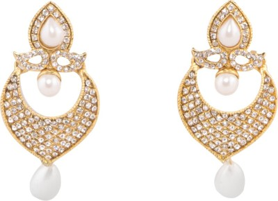 Neelam Ramleela Alloy Dangle Earring