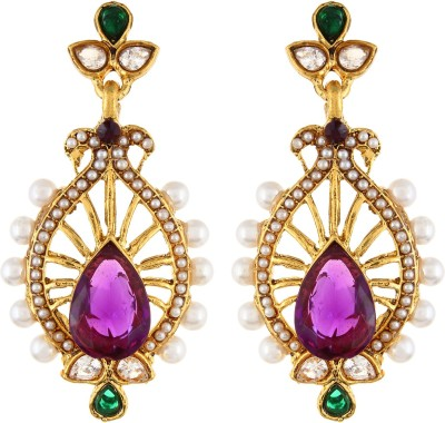 Mansi Gallery Mansi Zinc Drop Earring