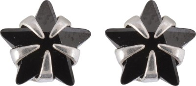 AGRIM DAZZLE Brass Stud Earring