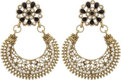 Luxor Fashionable Alloy Chandbali Earring