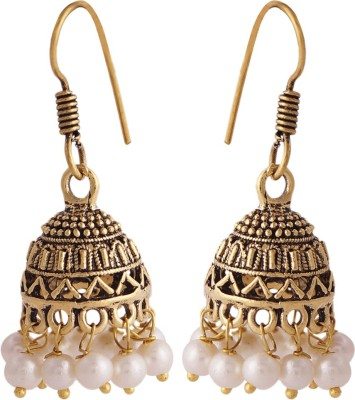 Jewels and Deals FE-131 Alloy Jhumki Earring
