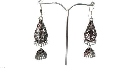 modifier Queens Lover Alloy Jhumki Earring