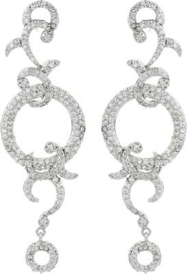 Dilan Jewels EAR000048 Zircon Sterling Silver Dangle Earring