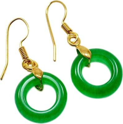 Silvesto India 730 Stone Dangle Earring