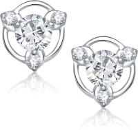 VK Jewels Cubic Zirconia Alloy Stud Earring