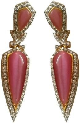 zenith jewels princess03 Brass Chandelier Earring