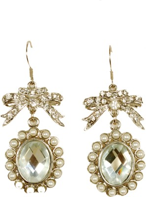 Rhea Victorian Metal Dangle Earring