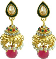 Golden Collections Alloy Jhumki Earring best price on Flipkart @ Rs. 500