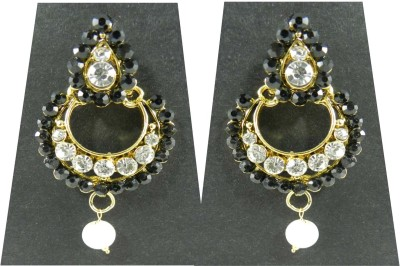 Tradeyard Impex Lovely Cubic Zirconia Alloy Dangle Earring