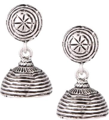 Castle Street Simple Alloy Jhumki Earring