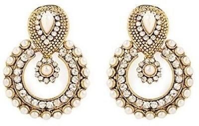 Shilpihandicrafts Alloy Chandbali Earring