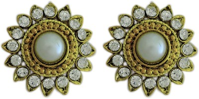 Auura Collection Princess Alloy Stud Earring