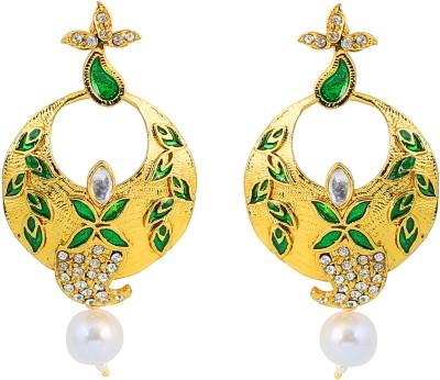 Touchstone Princess Delight Alloy Dangle Earring