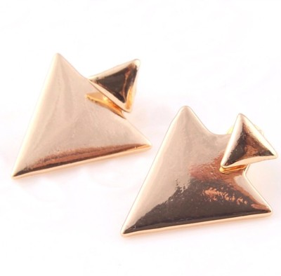 TATWAA THE ELEMENTS FUSION SPARK Alloy Stud Earring
