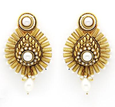 Ada Jewel Irisa Copper Drop Earring