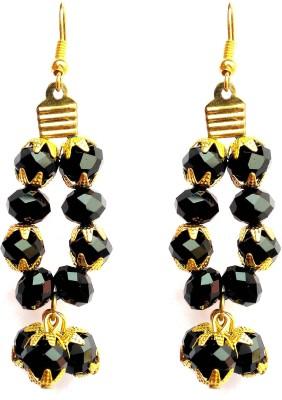 SGE SGE-E1 Beads Stone Dangle Earring, Drop Earring