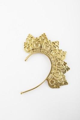 GJT G01 Metal Cuff Earring