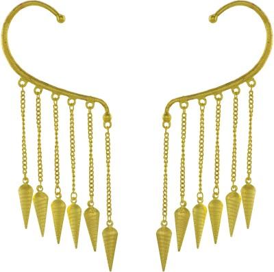 SPARSH DESIGNER Alloy Clip-on Earring
