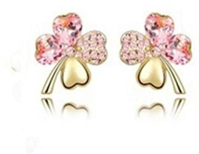 University Trendz Univ_E080 Crystal Alloy Stud Earring