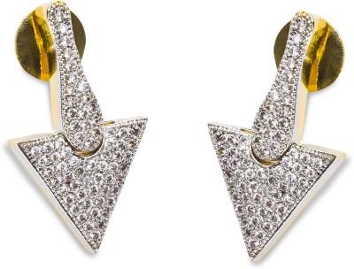 Fashion Bajar Spring Sparkle Alloy Stud Earring