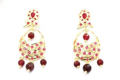 Jiya Fashion Pretties Metal Drop Earring