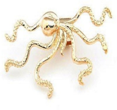 Stile Octopus Alloy Cuff Earring