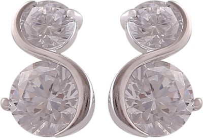 CatchMe Dual Alloy Stud Earring