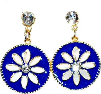 ANAHI Spring Sparkle Alloy Drop Earring