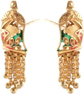 Junaldoindia Antique Alloy, Metal Drop Earring