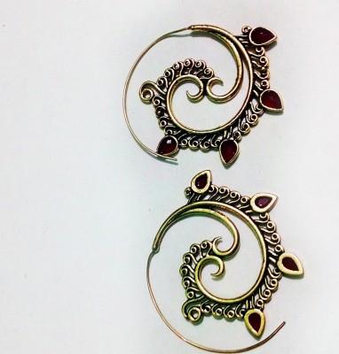 zenith jewels princess93 Brass Stud Earring