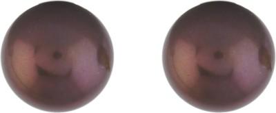 hyderabade Pearls earings38 Pearl Alloy Stud Earring
