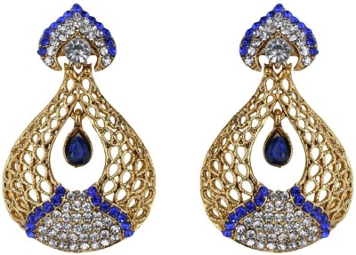 Sale Funda Ethnic er23 Crystal, Zircon Alloy Drop Earring