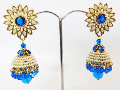 Vidya Ventures Trendy Look Alloy Jhumki Earring