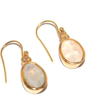 Arvino Delhi Romance Quartz Sterling Silver Dangle Earring