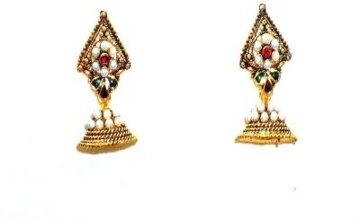 Shrungarika Artifictial Alloy Jhumki Earring