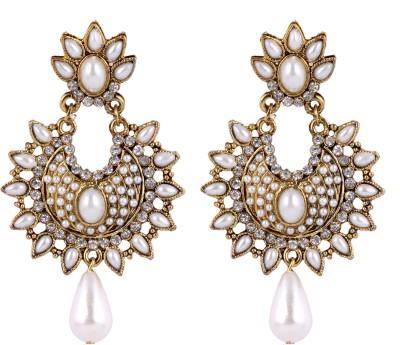 Senoritafashion Western Style Alloy Chandelier Earring