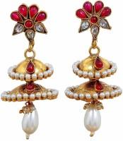 Maayra Lovable Indian Ethnic Copper Jhumki Earring best price on Flipkart @ Rs. 249