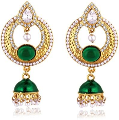 Alamod ALER 5013 Brass Jhumki Earring