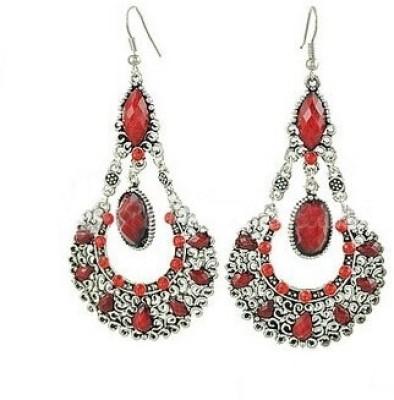Aaishwarya Crystal Alloy Dangle Earring