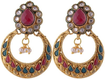 Shourya Fashion Ear Alloy Dangle Earring
