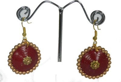 Paperiva Classic Quilled Paper Drop Earring