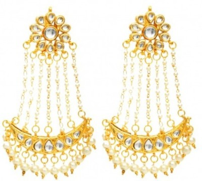 Fashionography The Jhoomar Earrings Alloy Tassel Earring