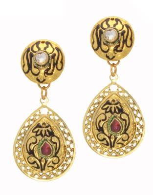 Vendee Fashion New Arrival Fashion Copper Drop Earring