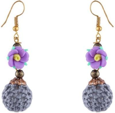 Jewlot Ravishing 1233 Metal Dangle Earring