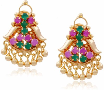 Jewbang Kolkotta Style Alloy Drop Earring