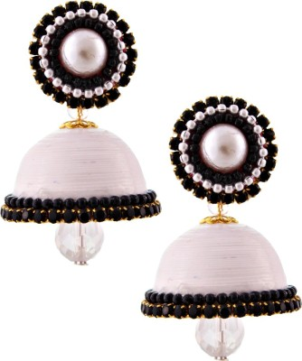 Halowishes EAR152 Paper Jhumki Earring