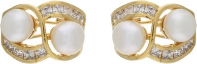 Classique DesignerJewellery Princess Pearl Alloy Stud Earring