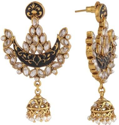 Panini F_296 Copper Jhumki Earring